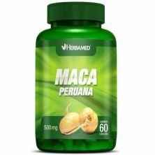 Maca Peruana -  60 Cápsulas - Herbamed