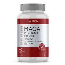 Maca Peruana Premium 1000mg - 60 Comprimidos - Lauton Nutrition