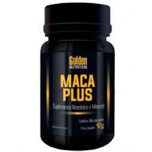 Maca Plus - 60 Cápsulas - Golden Nutrition