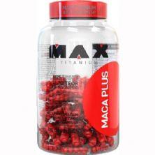 Maca Plus - Maca Peruana - 120 Cápsulas - Max Titanium