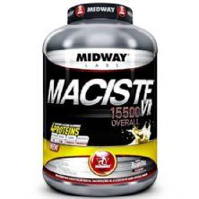 Maciste Vit Overall 15.500 - 3000g Baunilha - Midway
