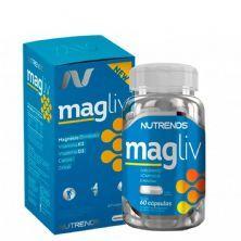 Magliv Vitaminas 740mg - 60 Cápsulas - Nutrends