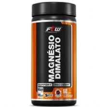 Magnésio Dimalato - 60 Cápsulas - FTW