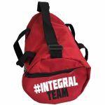 Mala Nylon #Integralteam - Vermelha  - IntegralMédica