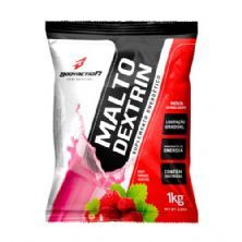 Malto Dextrin - 1000g Refil Morango Silvestre - BodyAction