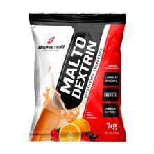 Malto Dextrin - 1000g Refil Laranja com Acerola - BodyAction