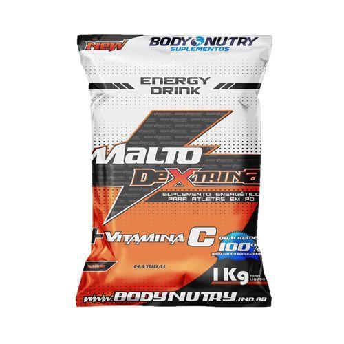Malto Dextrina - 1000g Refil Natural - Body Nutry*** Data Venc. 12/11/2017