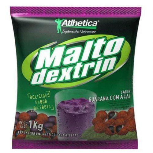 Maltodextrin - 1000g Guaraná c/ Açaí - Atlhetica Nutrition no Atacado