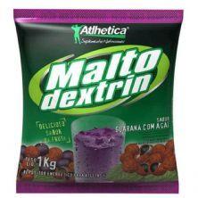 Maltodextrin - 1000g Guaraná c/ Açaí - Atlhetica Nutrition