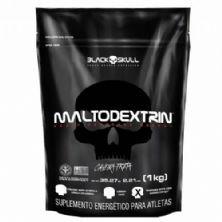 MaltoDextrin - 1000g Guarana com Açai - Black Skull