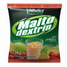 Maltodextrin - 1000g Laranja com Acerola - Atlhetica Nutrition