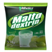 Maltodextrin - 1000g Lima-Limão - Atlhetica Nutrition