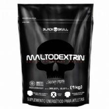 MaltoDextrin - 1000g Limão - Black Skull