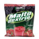 Maltodextrin - 1000g Morango - Atlhetica Nutrition no Atacado