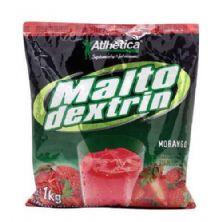 Maltodextrin - 1000g Morango - Atlhetica Nutrition