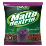 Maltodextrin - Guaraná c/ Açaí 1000g - Atlhetica