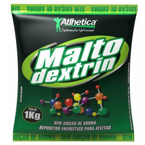 Maltodextrin - Natural 1000g - Atlhetica
