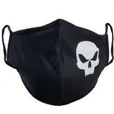 Máscara Proteção - Black Skull