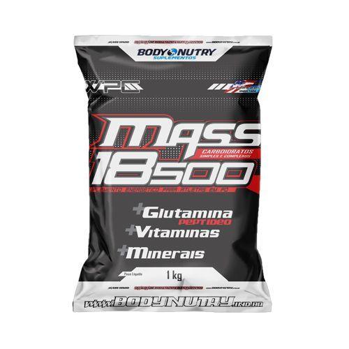 Mass 18500 Anticatabolic 3kg Brigadeiro Body Nutry