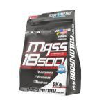 Mass 18500 - 3000g Refil Sabor Morango - Body Nutry