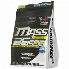 Mass 25500 - 3000g Refil Morango com Banana - Body Nutry