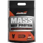 Mass Beef Protein - 3000g Refil Chocolate - New Millen no Atacado