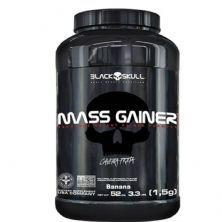 Mass Gainer - 1500g Banana - Black Skull