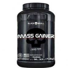 Mass Gainer - 1500g Cookies & Cream - Black Skull