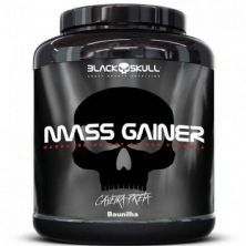 Mass Gainer - 3000g Baunilha - Black Skull
