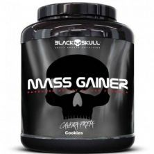 Mass Gainer - 3000g Cookies & Cream - Black Skull