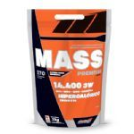 Mass Premium 14400 - 3000G Refil Chocolate - New Millen