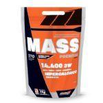 Mass Premium 14400 - 3000G Refil Morango - New Millen