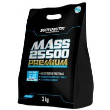 Mass Premium 25500 - 3.000g Creme de Baunilha - Body Nutry