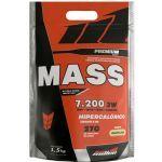 Mass Premium 7200 - 1500g Refil Baunilha - New Millen