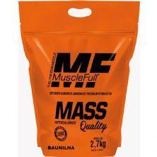 Mass Quality - 2700g Refil Baunilha - MuscleFull