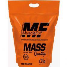 Mass Quality - 2700g Refil Morango - MuscleFull