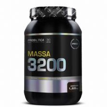 Massa 3200 - 1680g Chocolate - Probiótica*** Data Venc. 30/10/2020