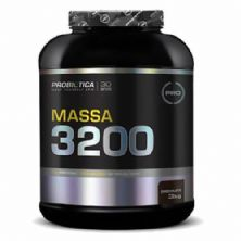 Massa 3200 - 3000g Chocolate - Probiótica
