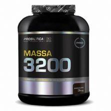 Massa 3200 - 3000g Chocolate - Probiótica