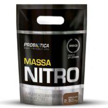 Massa Nitro - 2520g Refil - Chocolate - Probiótica