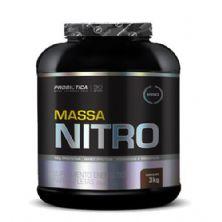 Massa Nitro - 3000g Chocolate - Probiótica