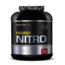 Massa Nitro - 3000g Morango - Probiótica