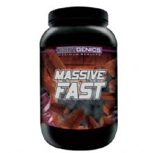 Massive Fast - 1050g Chocolate Branco - Bodygenics