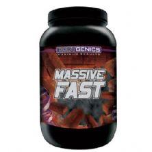Massive Fast - 1050g Morango- Bodygenics
