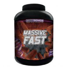 Massive Fast - 3000g Cappuccino - Bodygenics
