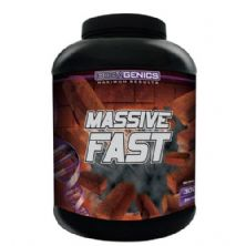 Massive Fast - 3000g Chocolate - Bodygenics