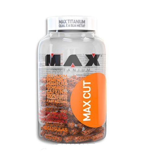 Max Cut - 60 Cápsulas - Max Titanium no Atacado