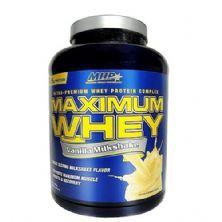 Maximum Whey - 2262g Baunilha- MHP