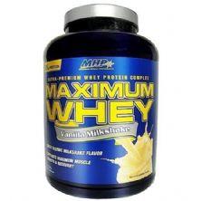 Maximum Whey - 897g Baunilha - MHP