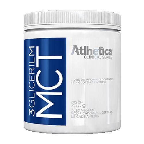 MCT 3 Glicerilm - 250 g em pó - Atlhetica